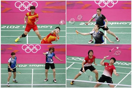 Nhng tranh ci v scandal m   Olympic 2012